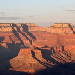 Grand canyon's real age