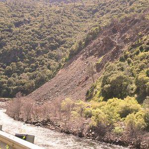 Predicting landslides