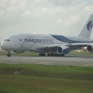 Missing malaysian airplane