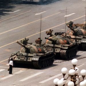 Looking back at beijing's tiananmen square protest  25 years later