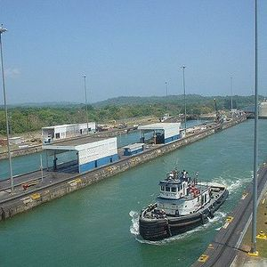 Panama canal expansion slowed by arguments over funding