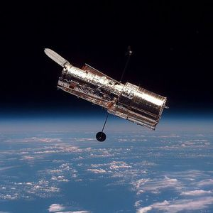 Hubble telescope celebrates 24 years in space