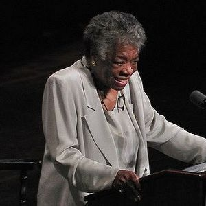 Maya angelou  poet  author  and civil rights activist  dies at 86