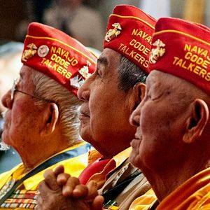 Last of navajo code talkers dies at 93  navajo language in jeopardy