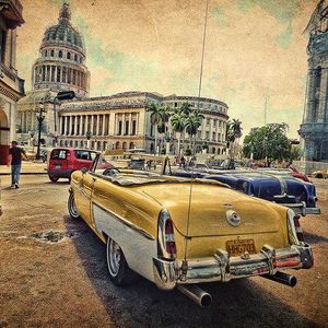 Cuba depends on tourism