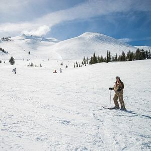 Drought hurts ski resorts