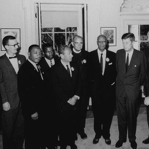 Jfk storngly supported the civil rights movement