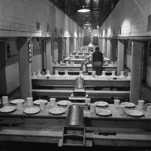 567px wakefield training prison and camp  everyday life in a british prison wakefield yorkshire england 1944 d19215