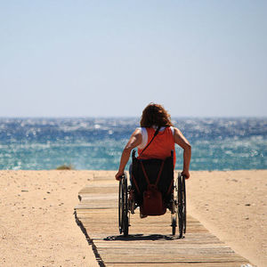 Wheelchair.beach.square