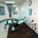 Lethal injection room.square
