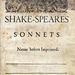 Shakespearesonnets