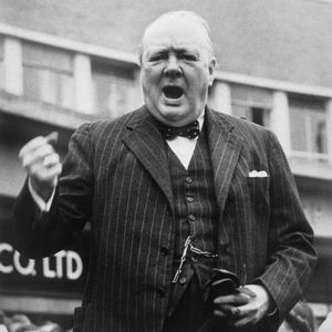 Image result for churchill speech