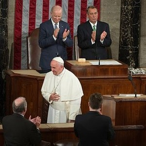 Pope francis visits the united states capitol %2822153720701%29