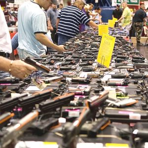argument stricter gun control laws The first law passed in dodge city was a gun control law that read any person or persons found carrying concealed weapons in the city of dodge or violating the laws of the state shall be dealt with according to law.