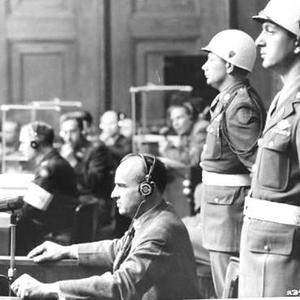 Hans frank at nuremberg trials