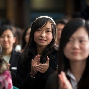 Shanghai students