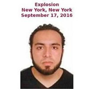 Seeking information ahmad khan rahami