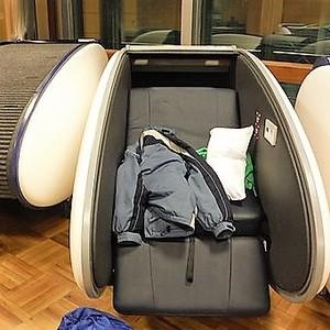 Sleeping pods helsinki vantaa airport