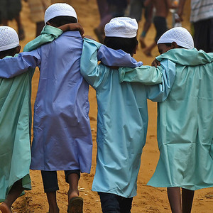 Refugee rohingyans
