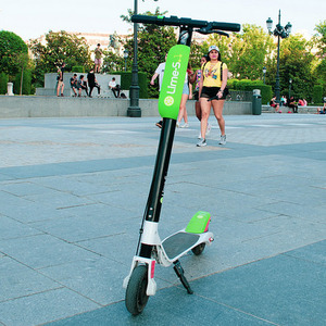 Lime scoot