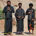 Sacred temple pilgrims