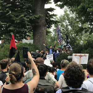 Unite the right rally