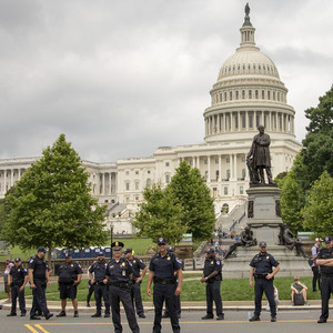 Capitol building cops