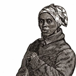 Tubman woodcut