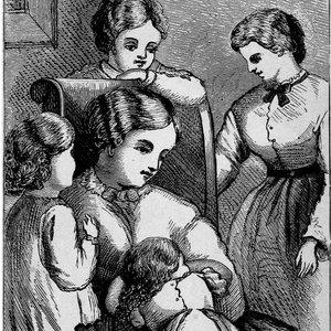 Little women   frontispiece cropped