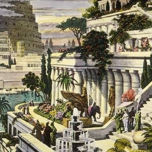 History of the hanging gardens
