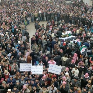 Broadcasting the revolution from syria