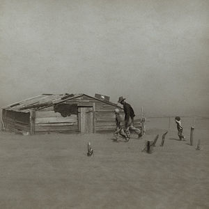 Dust bowl during the great depression