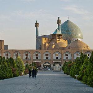 Modern life in iran