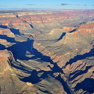 Grand canyons age