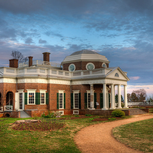 Jeffersons gardens