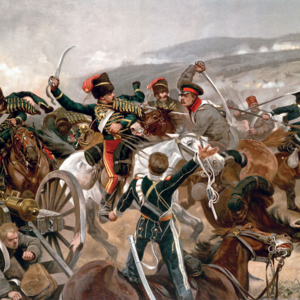 Relief of the light brigade