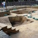 Archaeological dig at historic jamestowne