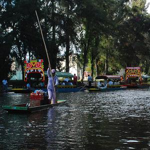 Aztec canals