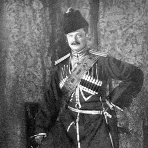 George v l meyer as cossack