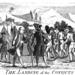 Convicts at botany bay