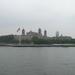 Ellis island from staten is. ferry