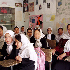 Teen girls in kabul