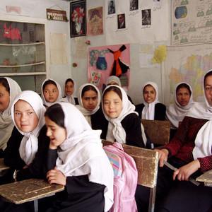 Teen girls in kabul
