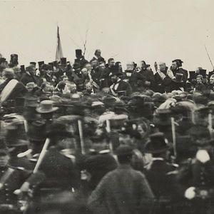 Lincoln's gettysburg address  gettysburg