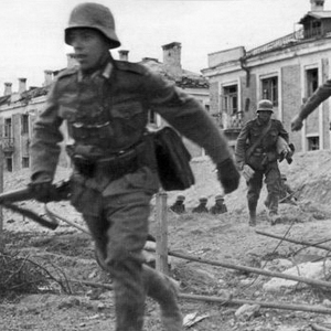 Germans in stalingrad