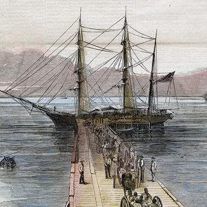 Slave ships